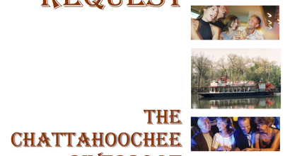 Chattahoochee Riverboat Company Cover